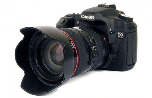 Как выбрать цифровой зеркальный фотоаппарат
