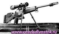 Снайперская винтовка FR-F1 (F2)