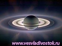Загадки колец Сатурна