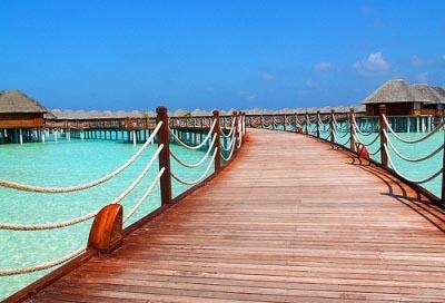 На Мальдивах, одним роскошным отелем стало больше