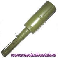 Ручная кумулятивная противотанковая граната РКГ-З