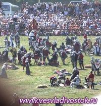 В Польше пройдет историческое шоу, битва за замок Мальборк