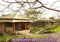 В Кении открылся новый роскошный отель Lake Elmenteita Serena