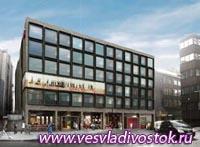 В Лондоне к Олимпиаде 2012 откроется бюджетный отель CitizenM London Bankside