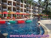 Новая гостиница Swissotel Resort Phuket на Пхукете