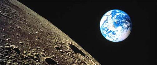 НАСА возможно скрывает цвет Луны