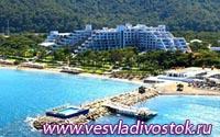 Лучшим развлекательным отелем Средиземноморья названа гостиница Rixos Sungate