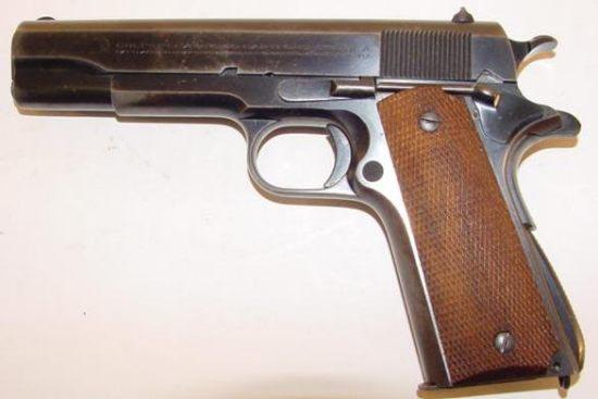 Пистолет - «Кольт» М1911А1