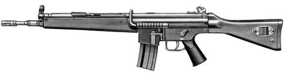 Крупнокалиберная снайперская винтовка модель 82 (82А1)