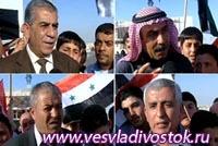 В Иордании и Палестине прошли акции солидарности с Сирией