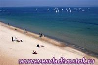 Подготовка одесских пляжей к курортному сезону