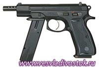 Пистолет - Модель 75 (CZ75)