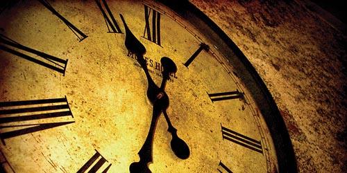 Время ускоряет ход