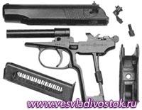 Пистолет - ПМ