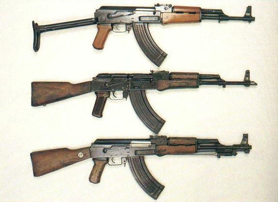 Автомат АК-47 (АКМ)