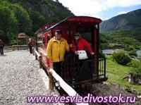 Туристические поезда в Испании