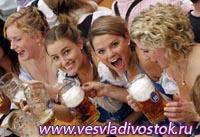 В Вене пройдет пивной праздник Wiener Wiesn