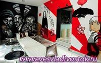 Новая дизайнерская гостиницы открылась в Мадриде