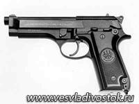 Пистолет - «Беретта» 92S
