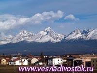 В словацких Татрах откроются высокогорные маршруты