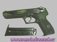 Пистолет - «Штейр» СВ