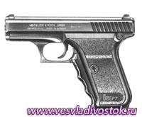 Пистолет - «Хеклер и Кох» Р7