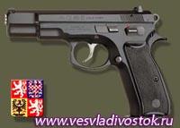 Пистолет - Модель 85 (CZ85)