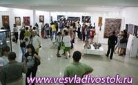 Выставка в Союзе художников