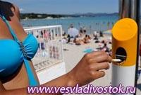 В Италии на пляжах будут раздавать пепельницы курильщикам