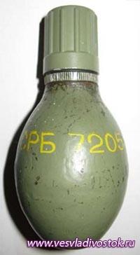 Ручные гранаты SPEL