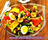 Смешанный овощной салат II