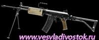 Штурмовая винтовка «Галил»