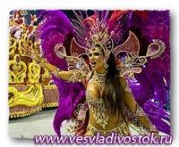 В Рио-де-Жанейро пройдет карнавал