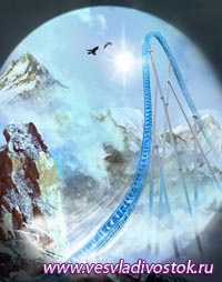 Самая высокая в Европе американская горка появится в парке развлечений PortAventura