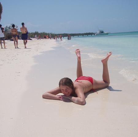 Прощание с Кубой