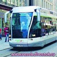 В Новосибирске построят высокоскоростной трамвай