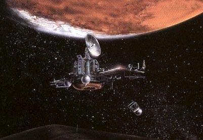 Фобос - исследования Марса
