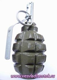 Ручная оборонительно-наступательная граната RG-4