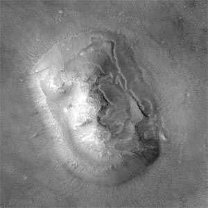 Загадка марсианского Сфинкса