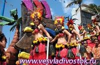 Знаменитый карнавал Веракруса, Мексика