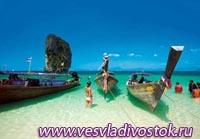 Популярность отдыха в Таиланде продолжает расти у российских туристов