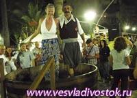 В Венгрии начинаются фестивали вина