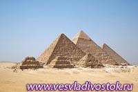 К египетским пирамидам по пластиковым картам