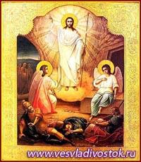 Пасха - Светлое Христово Воскресенье