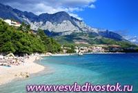 Чистота воды на пляжах Хорватии считаются отличными