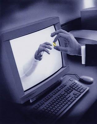 На Internet и суда нет