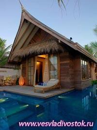 Новая гостиница Jumeirah Vittaveli открылась на Мальдивах