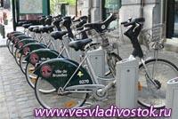 Прокат велосипедов в Варшаве