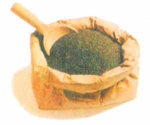 Каменная мука для защиты растений