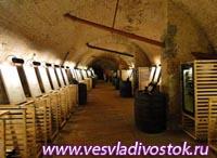 Винная выставка в чешском замке